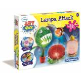 ART Attack. Lamp Attack Clementoni