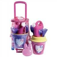 Trolley C/Acc.Mare Hello Kitty