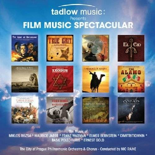 Film Music Spettacular (Colonna Sonora)
