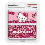 Nintendo New Nintendo 3DS Cover Hello Kitty