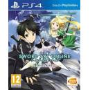 Namco Sword Art Online 3: Lost Song Ps4