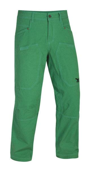 Salewa Earthon CO - pantaloni lunghi arrampicata - uomo - Green