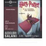 Rowling J. K. Harry Potter e la camera dei segreti. Audiolibro. 8 CD Audio ISBN:9788862560863