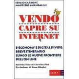 Carbone Sergio Vendo capre su Internet ISBN:9788845311857