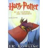 Rowling J. K. Harry Potter e la camera dei segreti ISBN:9788867152667