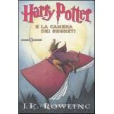 Rowling J. K. Harry Potter e la camera dei segreti ISBN:9788884516114