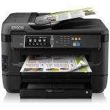 Epson WorkForce WF-7620DTWF Stampante Multifunzione Stampa Copia Scansione Fax InkJet a Colori A3 18Ppm (B / N) 10Ppm (Colore) Usb Ethernet Wireless