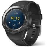Huawei Watch 2 Carbon Black IP68 da 4GB Wi-Fi con NFC e GPS Android Wear 2.0 - Italia