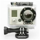 Gopro HD HELMET HERO KIT Action Cam Full HD Indossabile Impermeabile fino a 60 metri Antiurto Accessori di fissaggio Batteria al litio