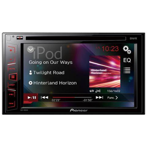Pioneer Sintolettore AVH-190DVD Lettore CD / DVD Display 6,2'' AUX-In