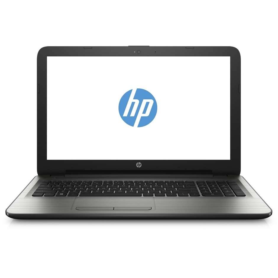 HP Notebook 15-Ay032nl Colore Grigio Notebook Windows 10 Home