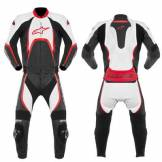 Alpinestars Orbiter 2Pc Leather Suit Rosso