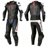 Dainese Avro Leather Suit 2pieces Blu