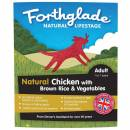 Forthglade Natural Lifestage Adult 18 x 395 g - Agnello con Verdure & Riso integrale