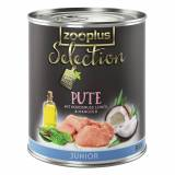zooplus Selection Junior Tacchino - 6 x 800 g