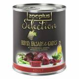 zooplus Selection Adult Manzo, Fagiano & Oca - 6 x 800 g
