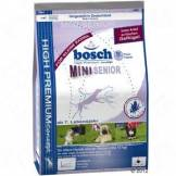 Bosch Adult Mini Senior - 2,5 kg
