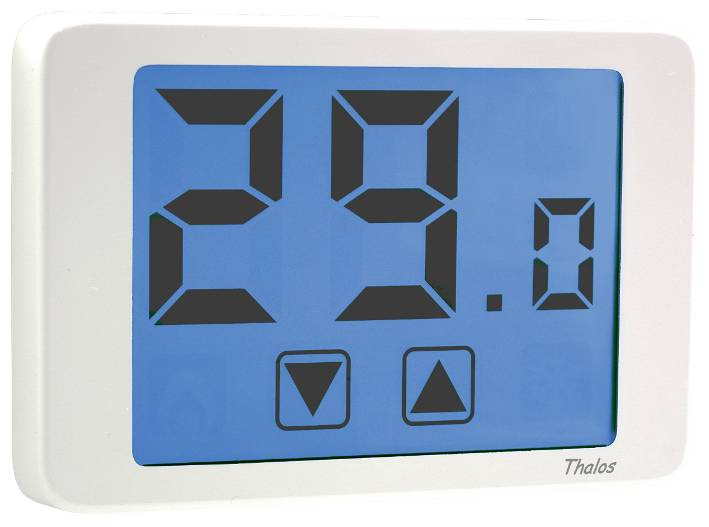 Vemer Thalos - Termostato Elettronico Touch Screen (Cod. Ve432100) - Accessori