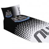 merchandise Newcastle United Sengesett - Sort/Hvit