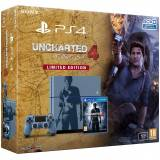 Scee PlayStation 4 1 TB + Uncharted 4 Limited Edition