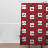 Booster Shower curtain