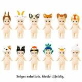 Sonny Angel samledukke - Dyreserie, Animals 4 (1 stk. i blind pack)