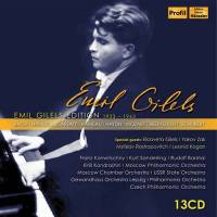 Naxos Norway AS Emil Gilels Edition
