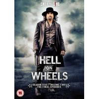 Hell On Wheels - Sesong 5 Del 2 (UK-import)