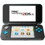 Sony Ericsson 3DS New 2DS XL Black + Turquoise