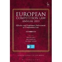Lowe, Philip (EDT) European Competition Law Annual 2013 (1849467455)
