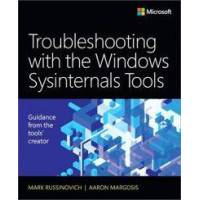 Russinovich, Mark Troubleshooting with the Windows Sysinternals Tools (0735684448)