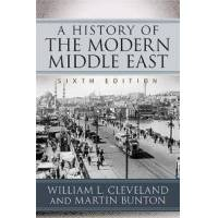 Cleveland, William L. A History of the Modern Middle East (081334980X)