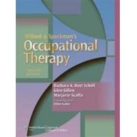 Schell, Barbara A. Willard and Spackman&#39s Occupational Therapy (1469837129)
