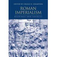 Champion, Craige B. Roman Imperialism: Readings and Sources (0631231196)