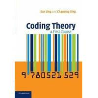 Ling, San Coding Theory (0521529239)