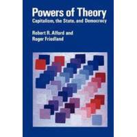 Alford, Robert R. Powers of Theory (0521316359)
