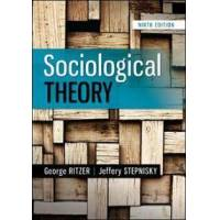 Ritzer, George Sociological Theory (0078027012)