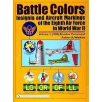 Watkins, Robert A. Battle Colors (0764319876)