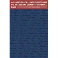 Caenegem R. C. van Historical Introduction to Western Constitutional Law (1316042154)