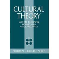 Thompson, Michael Cultural Theory (0813378648)