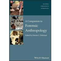 Dirkmaat, Dennis A Companion to Forensic Anthropology (1118959795)