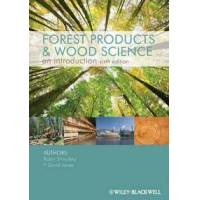 Shmulsky Rubin Forest Products and Wood Science: An Introduction (081382074X)