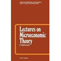Malinvaud, Edmond Lectures on Microeconomic Theory (0444876502)