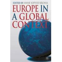 Krossa, Anne Sophie (EDT) Europe in a Global Context (0230285821)
