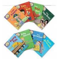 Hunt, Roderick Oxford Reading Tree Read With Biff, Chip, and Kipper: Level 2: Pack of 8 (0192794922)