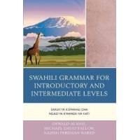 Almasi, Oswald Swahili Grammar for Introductory and Intermediate Levels (0761863818)