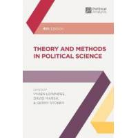 Lowndes, Vivien Theory and Methods in Political Science (1137603518)