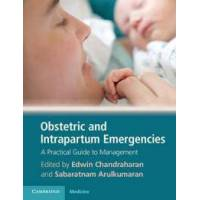 Chandraharan Edwin Obstetric and Intrapartum Emergencies (0521268273)