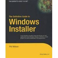 Wilson, Phil The Definitive Guide to Windows Installer (1590592972)