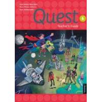 Bade Anne Helene Røise Quest 6 teacher&#39s guide (8203339999)